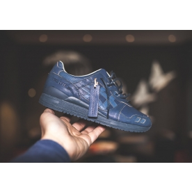 Asics Gel Lyte III: Indigo Dyed & Made in Japan Pack